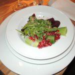 Rote-Bete-Salat mit Walnüssen